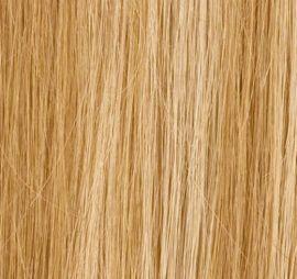 Hair extensions 65 cm 100 gr. luksus hår #18/613 mørk blond mix