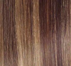 Hair extensions brun #2/22