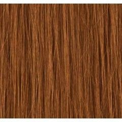 clip on hair extensions 50 cm brune