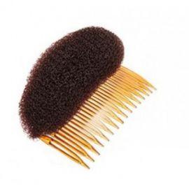 Valk i brun på kam ( Walk Hair Comb )
