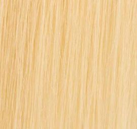 Clip-on hair extensions, 40 cm, #613 Platinblond
