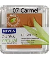Nivea pure and natural pudder 07 Caramel