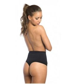 G-streng shapewear i sort