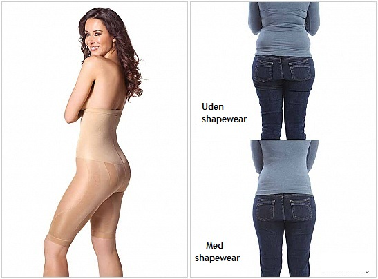 Shapewear til kvinder